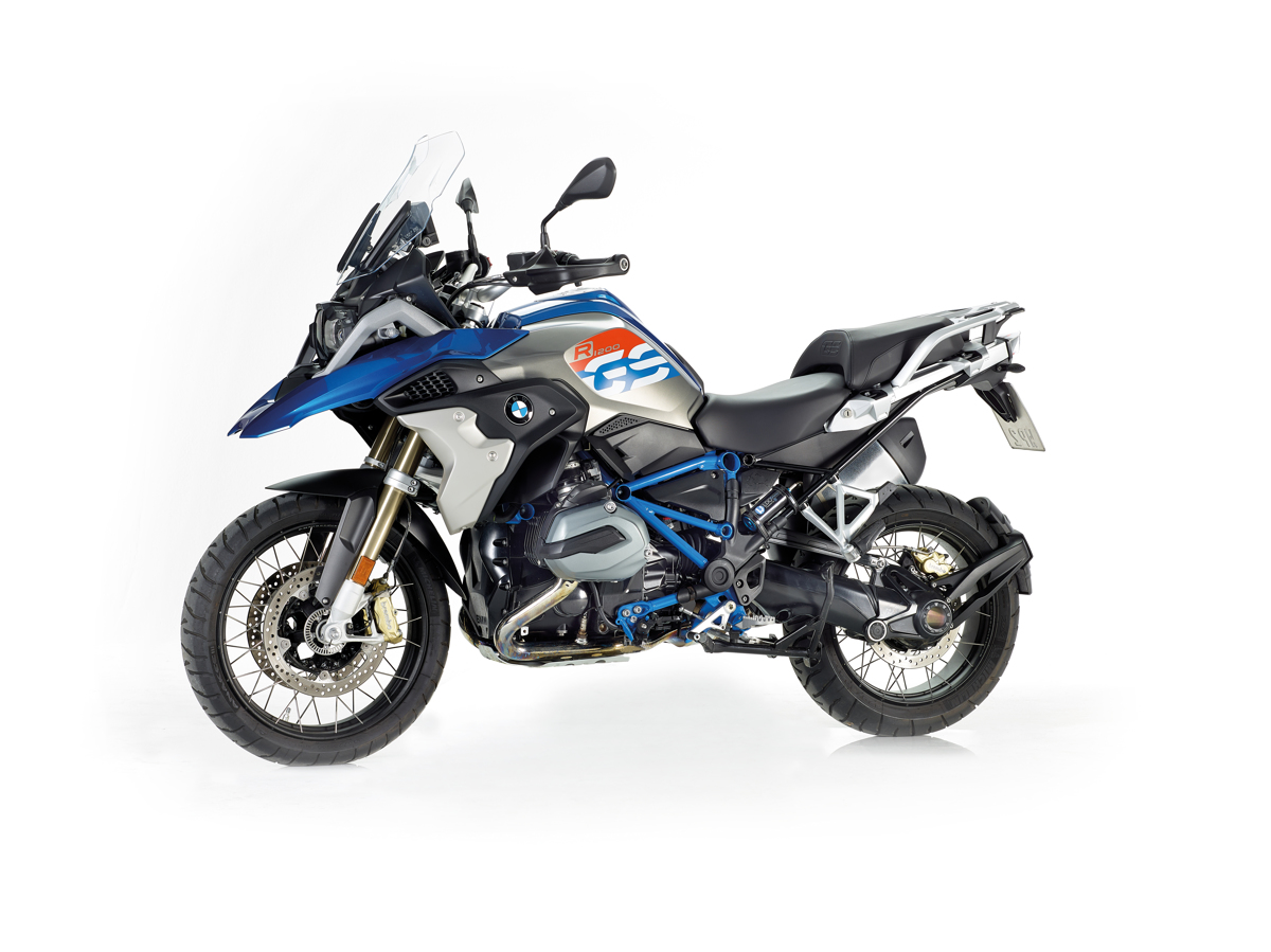 Self Leveling Shocks for Harley and BMW